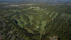 Shepherd's Hollow 1 GC: Aerial view