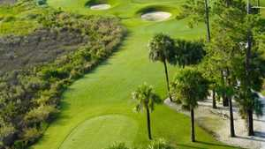Palmetto at Landings Club: Aerial view