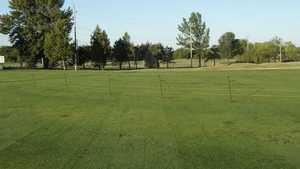 Bushwood GC: Driving range