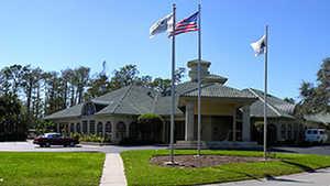 Hunters Ridge CC: Clubhouse