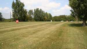Golfmohr GC: Driving range