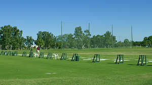 Landings GC: Driving range
