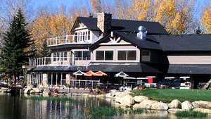 Crystal Ridge GC: Clubhouse