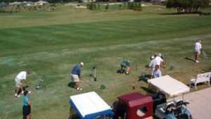 Glenview Champions CC: Practice area
