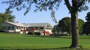 Ashland GC: Clubhouse