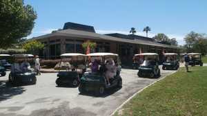 Sugarmill Woods CC: Clubhouse