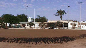 Mesaieed GC: Clubhouse