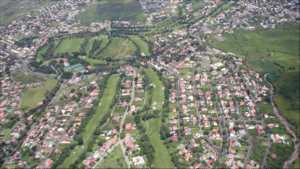 Campestre Lomas de Cocoyoc GC: Aerial view