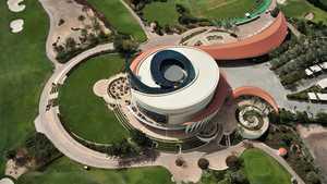 Al Badia GC: Clubhouse