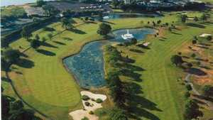 GC at Middle Bay: Aerial view