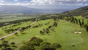 King Kamehameha GC: Aerial