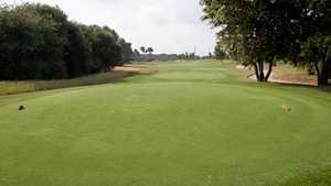 Real Club de Golf El Prat - Blue: #3