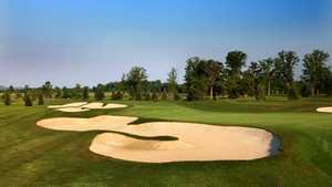 Atunyote Golf Club at Turning Stone - #1 Hole