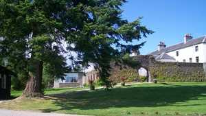 Buchanan Castle GC: Clubhouse