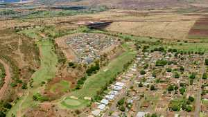 Ewa Villages GC: Aerial view