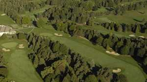 Beverly GCC: Aerial View