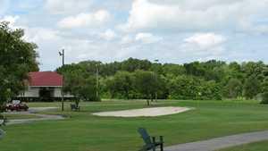 Buffalo Creek GC: Practice area