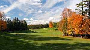 Glenway CC in the fall