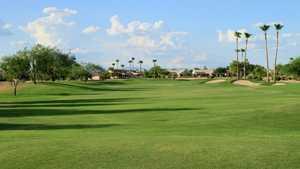 Desert Springs GC: #1