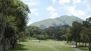 Hong Kong GC - Fanling: Eden Course - Hole #1