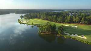 Reynolds Plantation - Oconee Course: #18