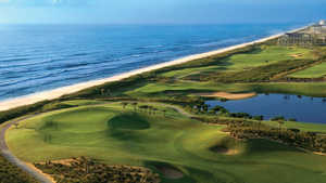 Hammock Beach Resort - The Ocean Course: #17 & #18