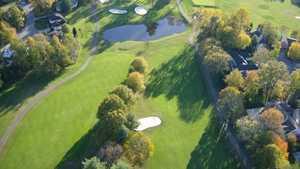National GC at Tantallon: Aerial view