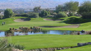 No.5 on the Gary Player Signature Course at Westin Mission Hills Golf Resort & Spa