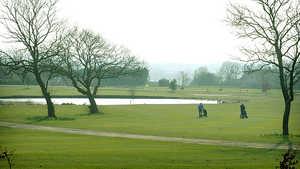 Championship course at Greenacres Golf Centre: #18