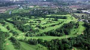 Belvoir Park GC: Aerial view