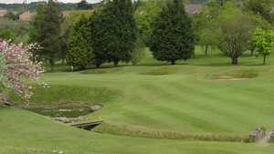 Carrickfergus Golf Club in County Antrim