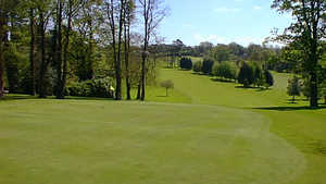 Dunmurry Golf Club - hole 4