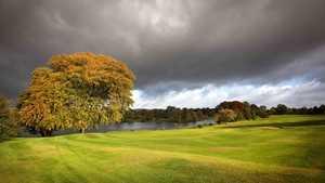 Malone Golf Club - hole 18
