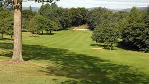 Shandon Park Golf Club - hole 2