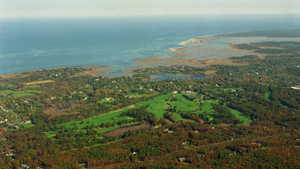 Cummaquid GC: Aerial view