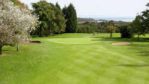 Fortwilliam Golf Club - hole 10