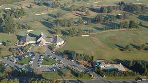 Cedarwood CC: Aerial view