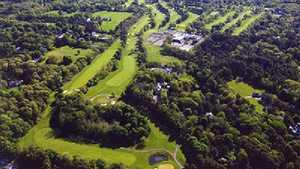Cedarbrook GC: Aerial view