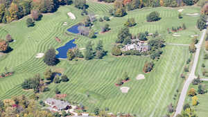 Fairways at Kirrie Glen: Aerial view