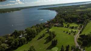 Fair Hills Resort - Fair Hills Executive Course: Aerial
