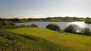 East Renfrewshire GC: 6th green