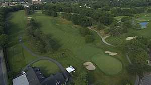 Agawam Hunt Club: Aerial view