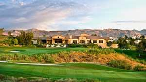 TPC Valencia: the clubhouse