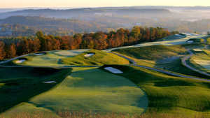 French Lick Resort - Pete Dye: #12, #13