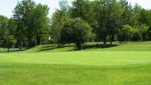 Club de Golf Candiac: #8
