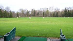 Paul Tesslers Golf Learning Center: Driving range