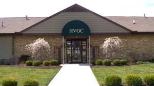 Hidden Valley GC: Clubhouse