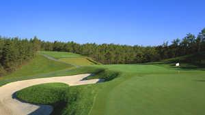 Pinehills Golf Club's Jones course - No. 7