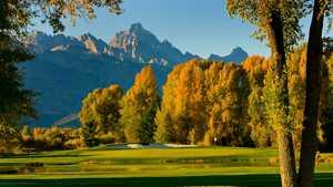 Jackson Hole Golf & Tennis Club: #13