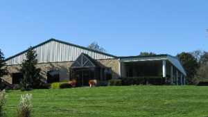 Farmingbury Hills GC: Clubhouse